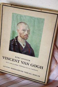 Vincent van Gogh, Kurt Pfister